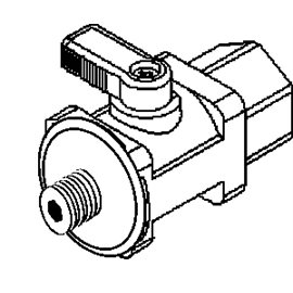 Inline Valves - Male x Female