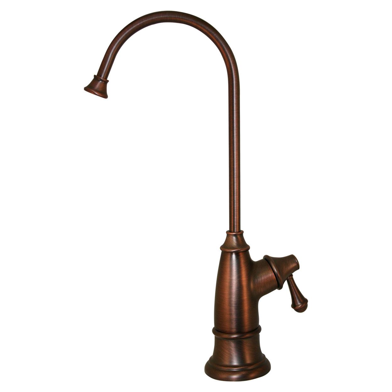 Tomlinson Designer Faucet, Antique Bronze
