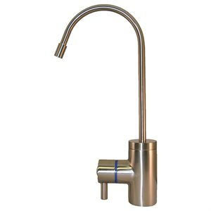 Tomlinson Contemporary Faucet, Satin Nickel