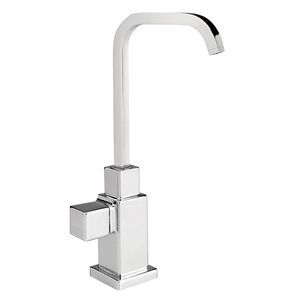 Tomlinson Quadra Faucet, Brushed Stainless