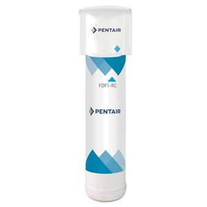 Pentair F1000-DFB, Filter 1 Stage, Chlorine, Taste and Odor