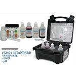 Spectrum Standard Field Analysis Kit (Iron, Hardness, pH)