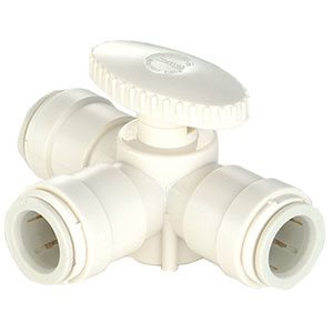 "Sea Tech 1/2"" CTS 3-way Selector Valve - PSU"