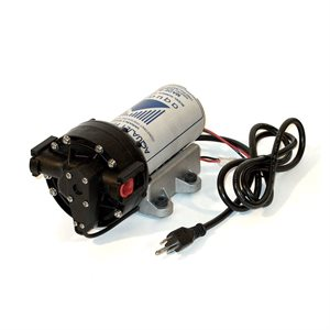 "Aquatec 5851 Delivery Pump - 0.7 gpm, 70/60 psi, 3/8"" JG, 120V Cord"