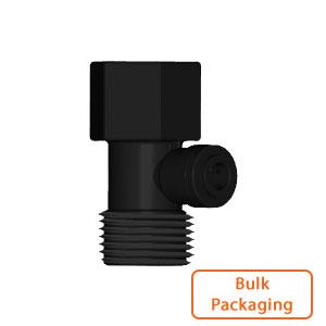 "EZ Faucet Adapter II - 1/4"" ML (Bulk Pkg)"