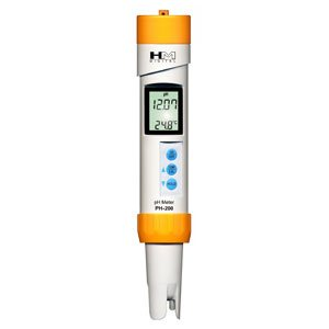 HM Digital Waterproof pH Meter