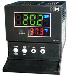 Panel Mount TDS / Micro Siemen Controller