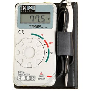 Hand-held Digital Thermometer