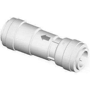 "1/4"" Mur-lok Check Valve, 2.75 psi, Black Collet (10/Bag)"