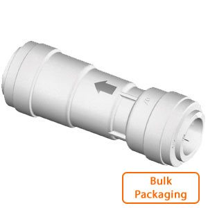 "3/8"" Mur-lok Check Valve, Red Collet (Bulk Pkg)"