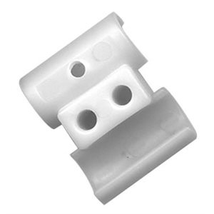 "3/8"" Tubing Clip - 10 pack"