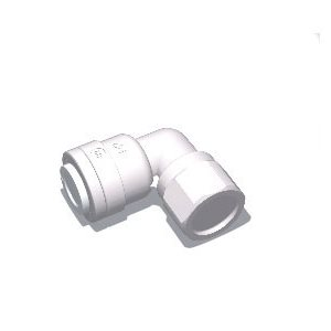 "1/4"" Tube x 1/8"" Female NPTF Elbow (10/Bag)"