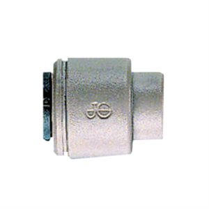 "1/4"" JG Speedfit End Stop-Grey"