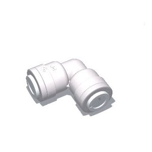 "3/8"" Tube x 5/16"" Tube Union Elbow (10/Bag)"