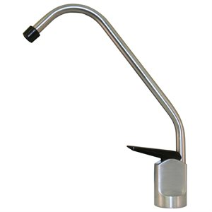 QMP Long Reach Faucet-Brushed Chrome