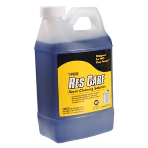 ResCare Liquid Resin Cleaning Solution, 64 oz