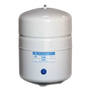 "Pa-e RO Tank, White, 1/4"" NPT, 14 gallon"