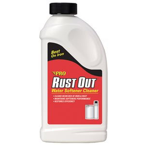 Rust Out Water Softener Cleaner/Iron Remover, 1.5 lb
