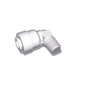 "1/4"" Mur-lok x 1/8"" Male NPTF, Check Valve (10/Bag)"