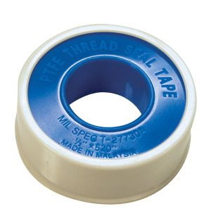 "Pipe Thread Sealing Tape 0.5"" x 520"""