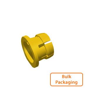 "1/4"" Mur-lok Collet - Yellow (Bulk Pkg)"