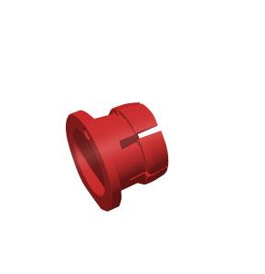 "1/4"" Mur-lok Collet - Red"