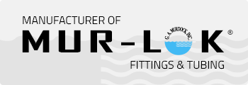manufacturer of mur-lok fittings and tubing